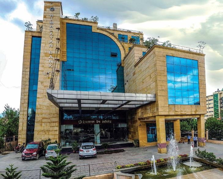हिमालयन बैंकको खुद नाफा करिब ७ प्रतिशत बढ्यो