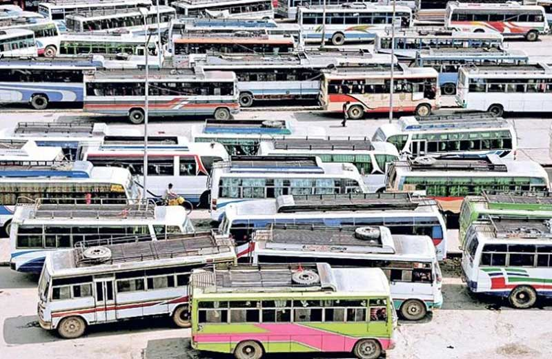 Public vehicles to be allowed for operation with adherence to safety criteria