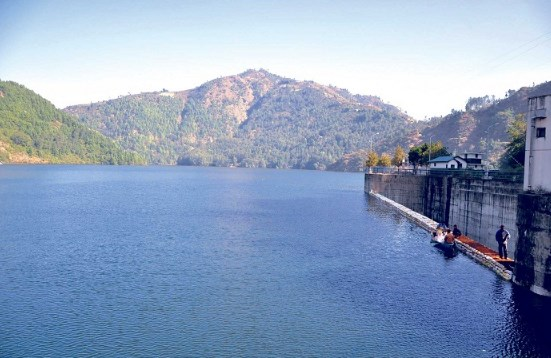 Kulekhani reservoir's door not to be opened