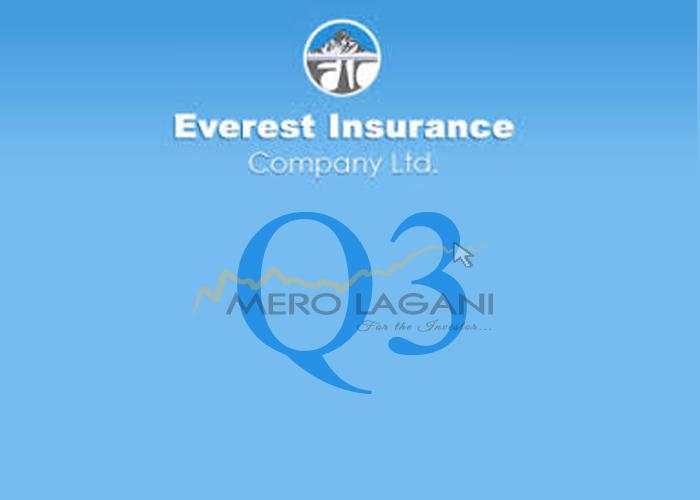 Everest Insurance Increases Net Profit along With Net Insurance Premium
