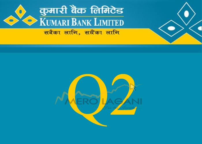 कुमारी बैंकको नाफा १ अर्ब नाघ्यो, ईपीएस कति?