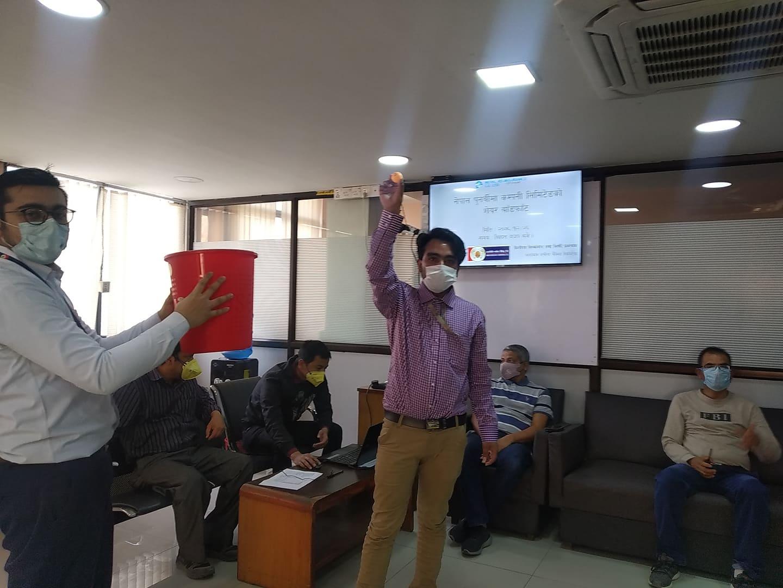 नेपाल पुनर्बीमा कम्पनीको आईपीओ रिजल्ट मेरोलगानीमा, यसरी हेर्नुहोस्