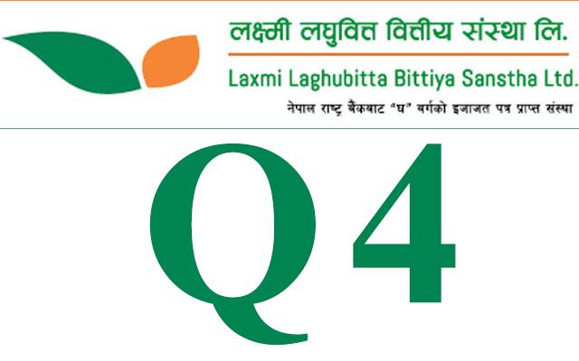 Net Profit of Laxmi Laghubitta Increases by 196.01%