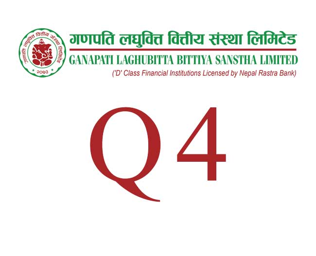 Ganapati Laghubitta Increases Net Profit by 76%