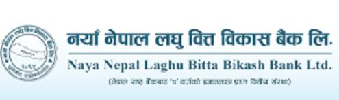 Naya Nepal Laghubitta Earns Net Profit of Rs 8.3 Mn