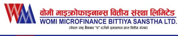 Womi Microfinance Earns Rs 39.5 Mn in Net Profit