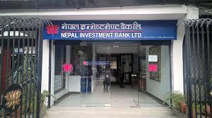 नेपाल इन्भेष्टमेन्ट बैंकको लाभांश घट्यो