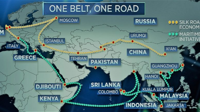 Conference on OBOR from Wednesday