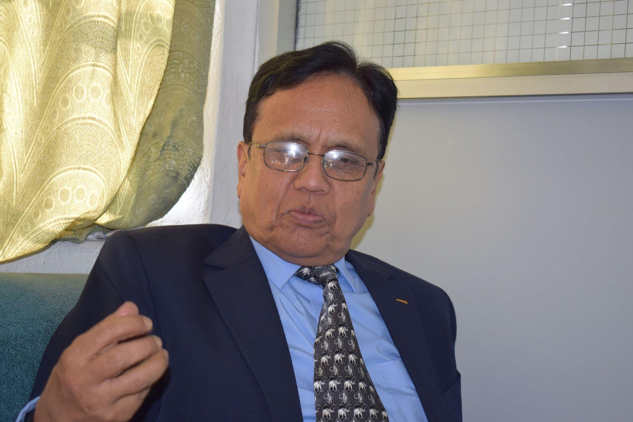 नेपाल बैंक बलियो भईसक्यो,अब हामी लाभांश खुवाउने बारेमा सोचिरहेका छौ : सिइओ शाह