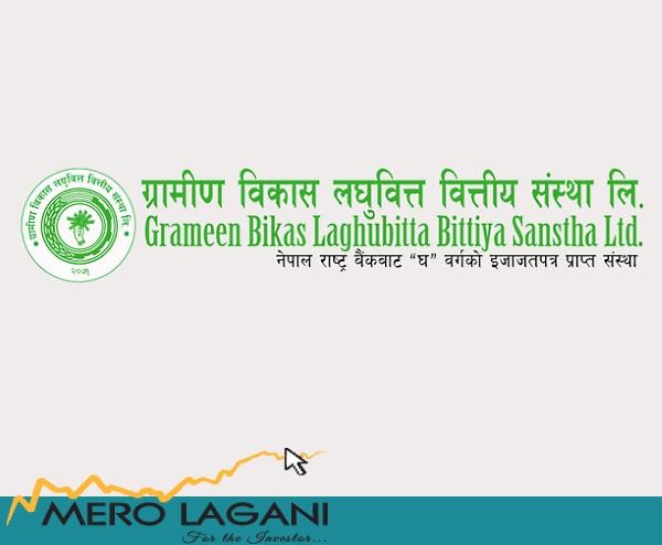 ग्रामीण विकास लघुवित्तको नाफा ६१ प्रतिशतले बढ्यो