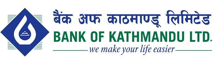 बैंक अफ काठमाण्डूले कोरोना भाइरस नियन्त्रण र रोकथामका लागि १ करोड सहयोग गर्ने