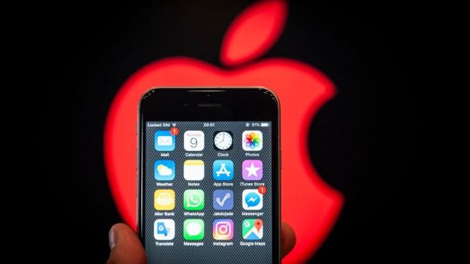 Apple warns coronavirus will hurt iPhones supplies