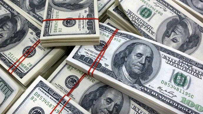US Dollar Climbs Rs 1.12