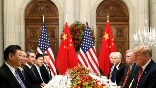 Asia Markets Jump on US-China Trade Truce