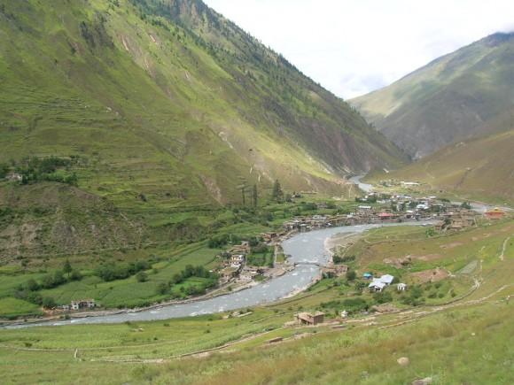 Beni-Lovely Hill trekking route construction begins