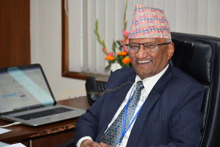 ग्लोबल आईएमई बैंकका सिइओ पर्शुराम कुँवरले दिए ११ बुँदा समेटेर राजीनामा : के के छन् ११ बुदाँमा ?