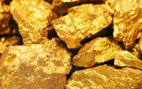18 kg gold confiscated