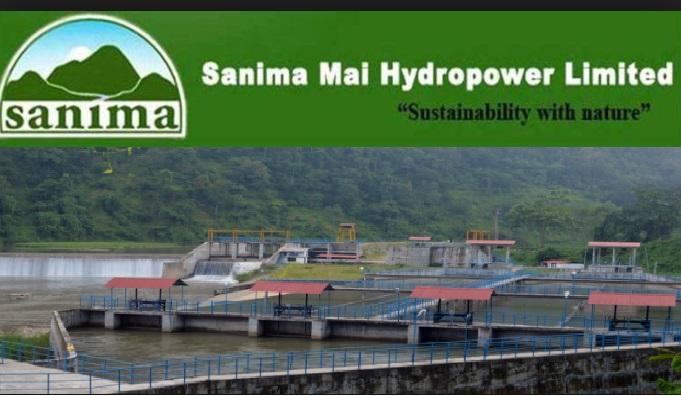 विद्युत बिक्री आम्दानीसँगै सानिमा माइ हाइड्रोपावरको नाफामा सुधार