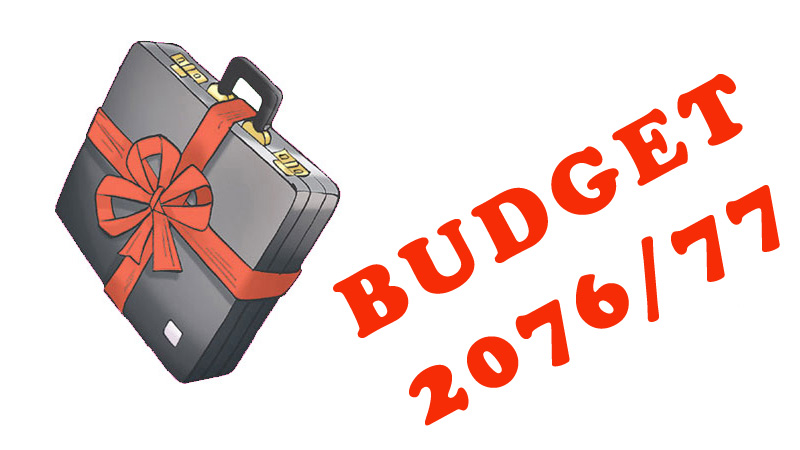 Finance committee endorses report comprising suggestion on budget