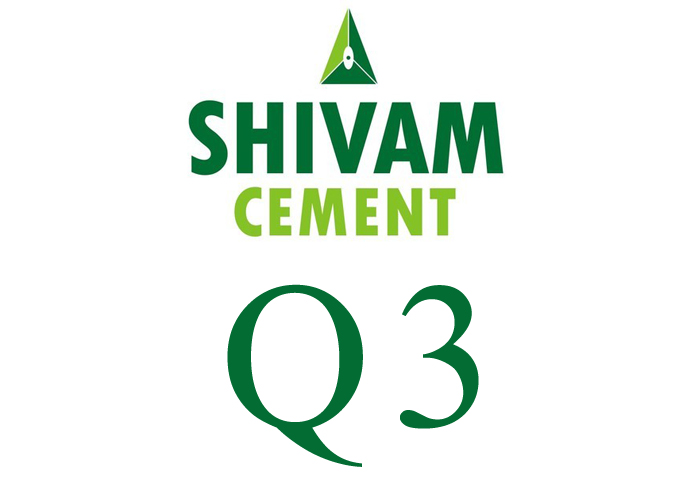 Shivam Cements Increases Net Profit by 26%