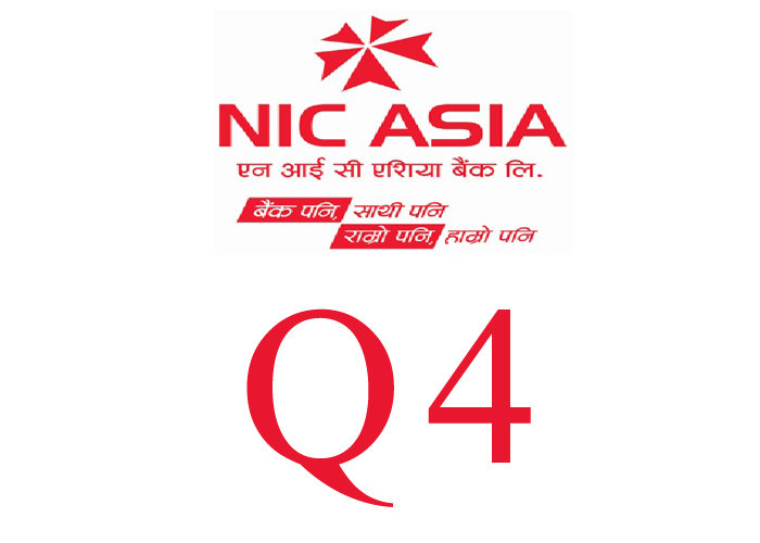 NIC Asia Bank Increases Net Profit by Merely 3.25%