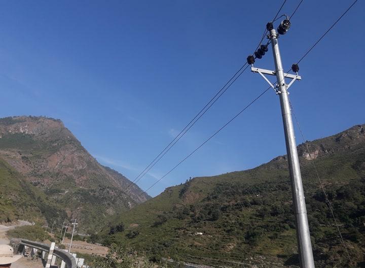 दार्चुला सदरमुकाममा पुग्यो विद्युत्को राष्ट्रिय लाइन, अब खलंगामा नेपालकै विजुली