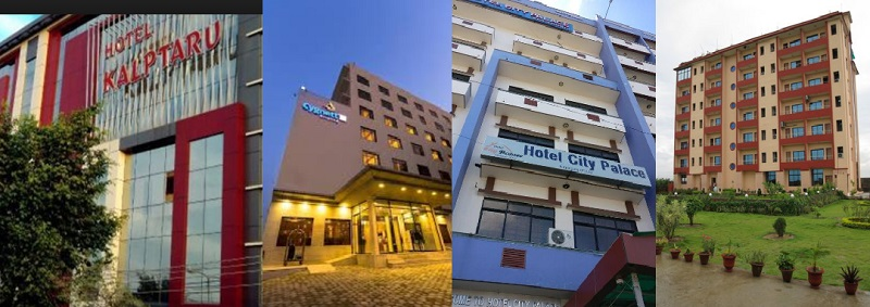 Hotels and restaurants start their service from today