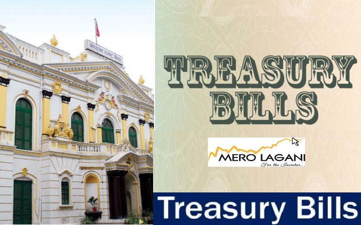 ट्रेजरी बिल बिक्रीबाट १० करोड रुपैयाँ ऋण उठाउदै राष्ट्र बैंक