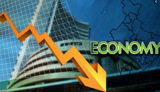 भारतको अर्थतन्त्र खस्किँदै, लगानीकर्ताले जुनदेखि यता ४ अर्ब ५० करोड डलरको  शेयर बेचे