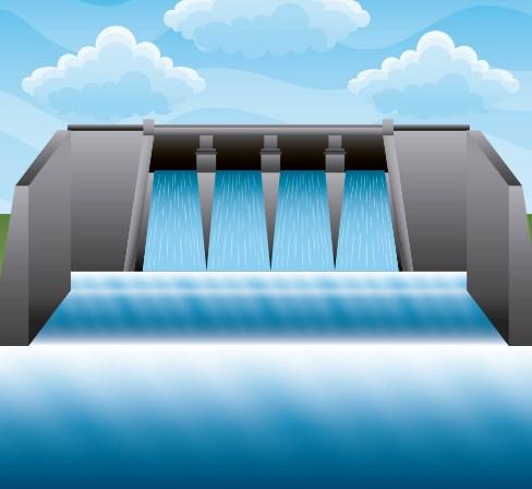 जुम्लामा साना जलविद्युतको बत्ती परीक्षण कार्य शुरु