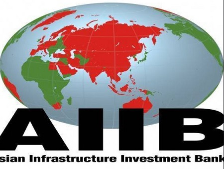 एसियाली पूर्वाधार बैंकले एक अर्ब डलर लगानी गर्ने