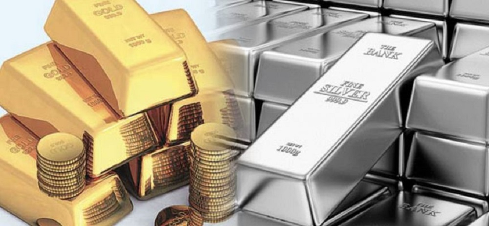 Gold and Silver Price Increase in 1st Trading Day of 2078