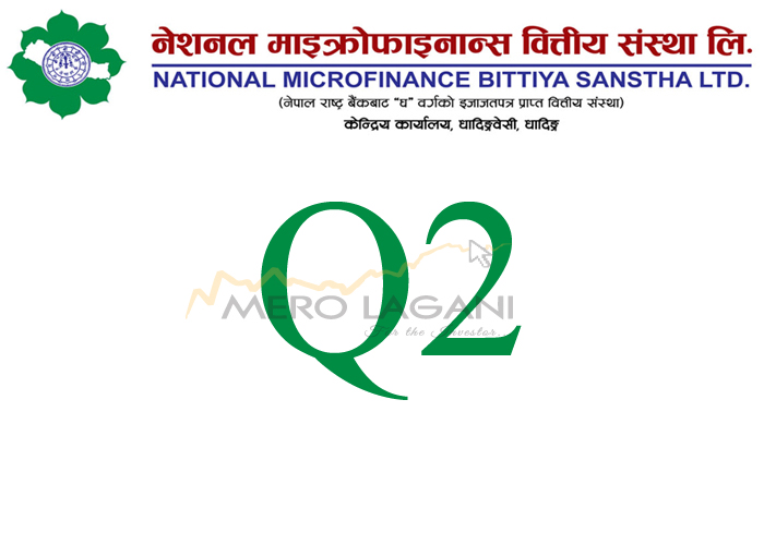 National Microfinance Increases Net Profit by 44.97%