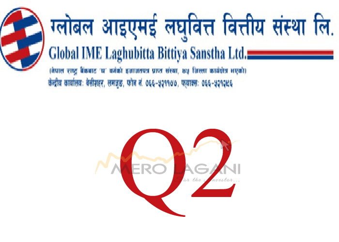 Global IME Laghubitta Improves Major Financial Indicators In Q2