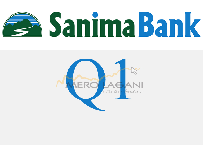 Sanima Bank Increases Net Profit by 14.5%