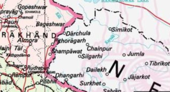 Indian security obstructs mobility of Nepali at Byas in Darchula
