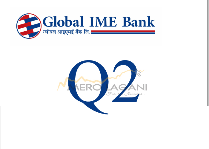 Net Profit of Global IME Bank Exceeds Rs 2.3 Bn