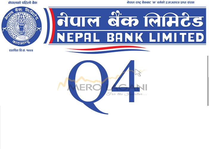Net Profit of Nepal Bank Declines