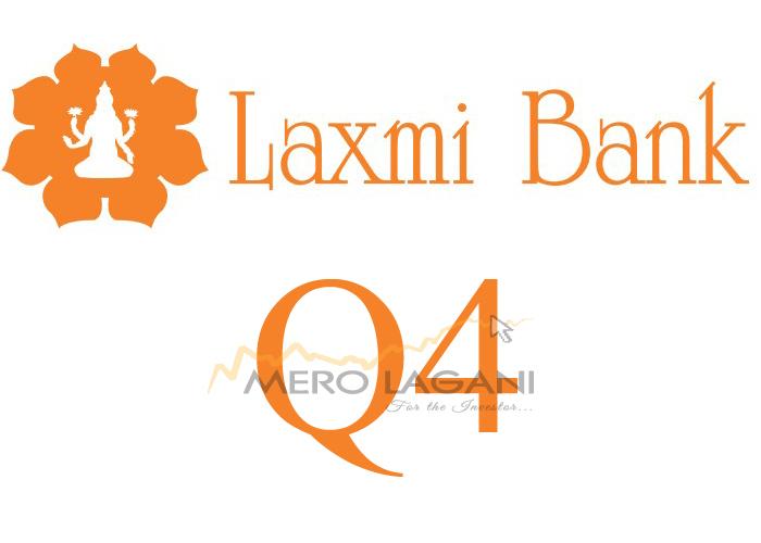 Laxmi Bank Earns Distributable Profit of Rs 1.12 Bn