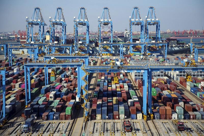 व्यापार युद्धको असरः चीनको आर्थिक वृद्धि ३ दशकयताकै सुस्त