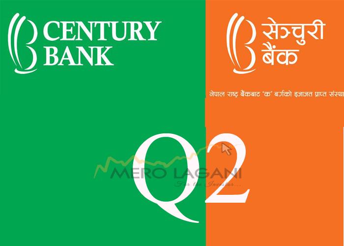 Century Commercial Bank's Net Profit Decreases