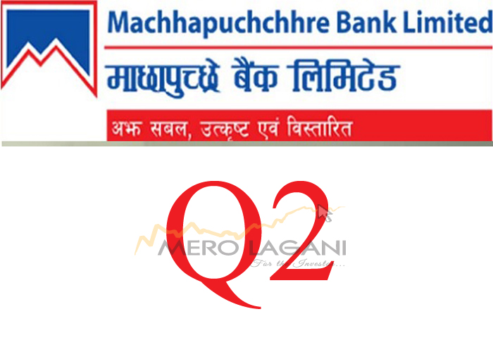 Machhapuchchhre Bank's Net Profit Constricts due to Increased Non-performing Loan