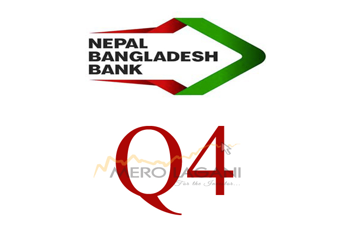 Nepal Bangladesh Bank's Net Profit Declines with Increased NPL