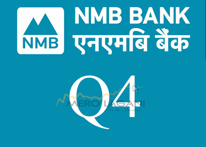NMB Bank Records Plain Growth in last FY