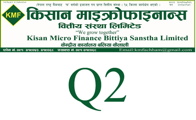 Net Profit of Kisan Microfinance Decreased Despite Increased Net Interest Income
