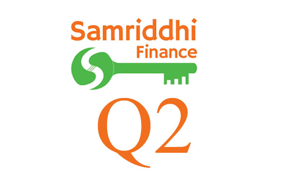 Samriddhi Finance in loss