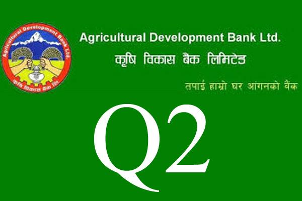 Agriculture Development Bank Reports 16% decline in Net Profit