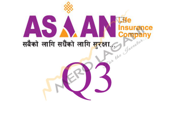 Asian Life Insurance Increases Net Insurance Premium by 48%