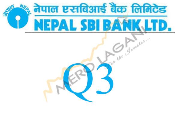 एसबिआई बैंकको ब्याज आम्दानी घट्दा नाफामा दबाब, प्रतिशेयर आम्दानी १२ रुपैयाँमा झर्यो