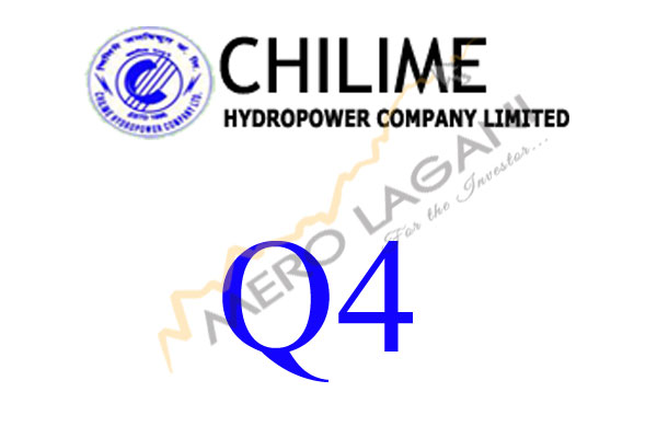 Chilime Hydropower's Income from Sale of Electricity Declines but Profit Increases
